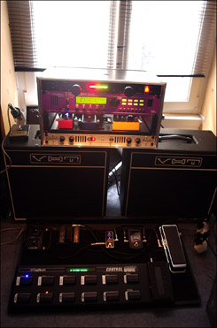 Photo Pedalboard Alexandre Criado